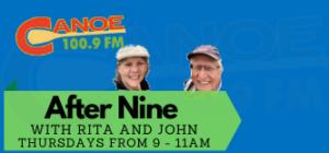 After Nine with Rita & John