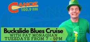 Buckslide Blues Cruise –  Patrick Monaghan