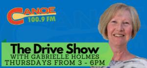 The Drive Show – Gabrielle Holmes