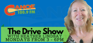 The Drive Show –  Heather Lindsay