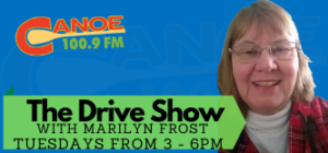 The Drive Show –  Marilyn Frost