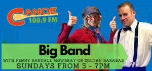 Big Band – Penny Randall-Mowbray or Zoltan Barabas
