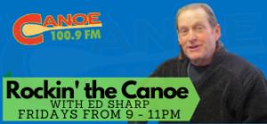 Rockin the Canoe – Ed Sharp