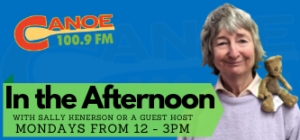 In The Afternoon – Sally Kenerson or Guest Host