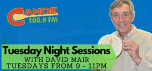 Tuesday Night Sessions – David Mair
