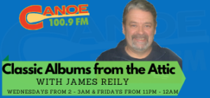 Classic Albums from the Attic – James Reilly