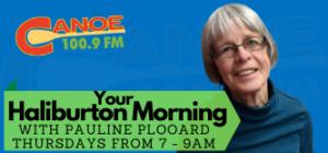 Your Haliburton Morning – Pauline Plooard