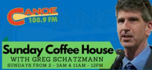 Sunday Coffee House – Greg Schatzmann