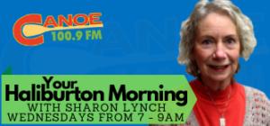 Your Haliburton Morning – Sharon Lynch