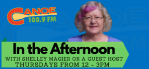 In The Afternoon – Shelley Magier or Guest Host