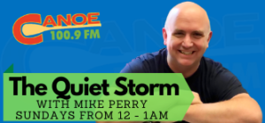 The Quiet Storm – Mike Perry