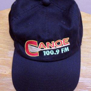 CanoeFM Baseball Hat $20