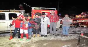 Canoe FM took part in the Haliburton and Minden Hills Santa Claus Parades on November 25th and November 26th, 2016