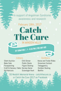 Catch the Cure 2017 @ SG Nesbitt Community Centre and Arena  | Minden | Ontario | Canada
