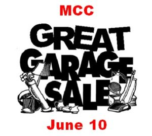 Great Garage Sale at the Minden Curling Club @ Minden Curling Club