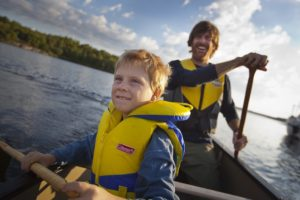 Silent Lake Paddle, Explore, Dine @ Deep Roots Adventure | Bancroft | Ontario | Canada