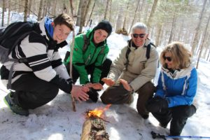 Full Day Wilderness Survival Workshop @ Deep Roots Adventure | Wilberforce | Ontario | Canada