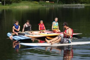 Intro to SUP/SUP Safety @ Deep Roots Adventure,SUP North | Wilberforce | Ontario | Canada