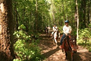 Spirit of Adventure - Paddle, Brunch, Horseback & Spiritual Ceremony @ Deep Roots Adventure | Wilberforce | Ontario | Canada