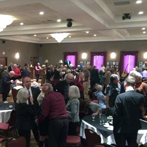 Canoe FM's Ron Murphy sent back photos from Johnny Burke's Celebration of Life in Cobourg on October 5, 2017.  Many friends traveled to Cobourg to wish a farewell to Johnny who will be missed but not forgetten.  RIP Johnny Burke
