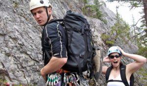 Rock On! and experience rock climbing at Basecamp35, Kushog Lake @ Base Camp 35