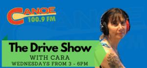 The Drive Show – Cara Oleksuik
