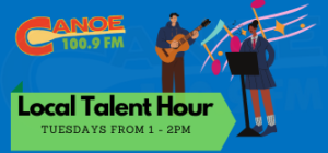 Haliburton County Local Talent Hour