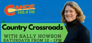 Country Crossroads – Sally Howson or Guest Host