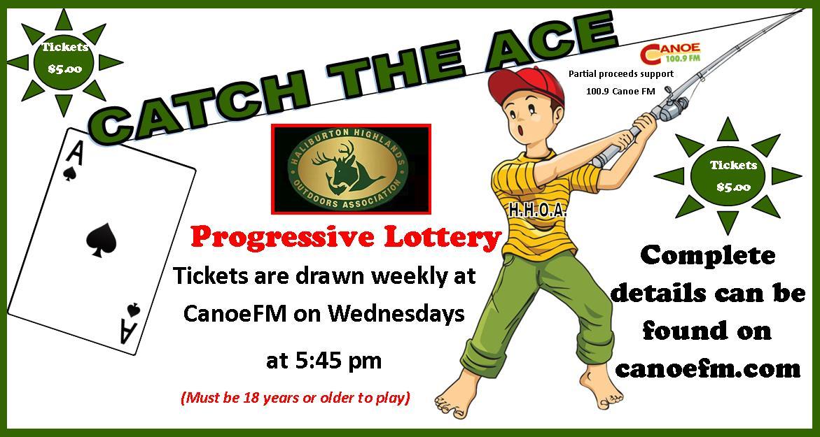 Catch the Ace Lottery – Canoe FM