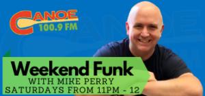 Weekend Funk – Mike Perry