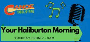 Your Haliburton Morning – Guest Host