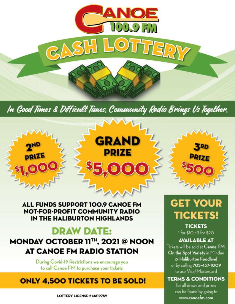 rules of the cash lottery draw