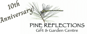 10th Anniversary of Pine Relections Gift & Garden Centre