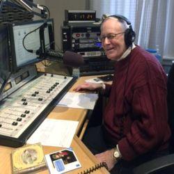 "Bill Gliddon, ""Concert Hall"" host on Sunday 6-8pm"