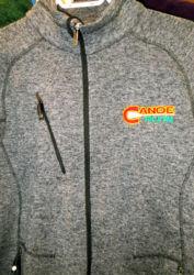 CanoeFM NorthEnd Sport Sweater Jacket $80