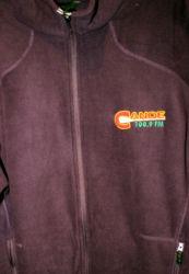 CanoeFM NorthEnd Fleece Jacket $65