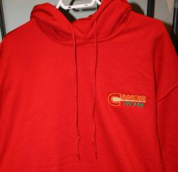 CanoeFM Gildan Hooded Sweatshirt $35