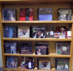 Various Local Artist CDs